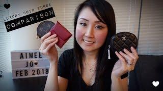 Luxury Coin Purse Comparison | Aimee Jo