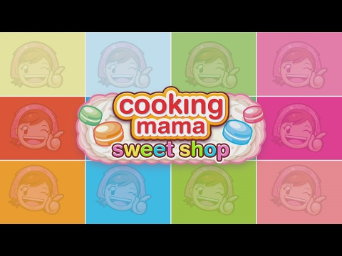 Cooking Mama: Sweet Shop BIG REVEAL TRAILER!!! thumbnail