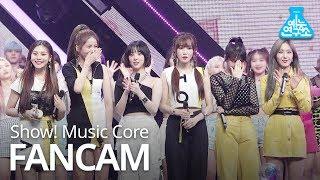 [예능연구소 직캠] No.1 Encore Ver.  GFRIEND   Fever, 여자친구   열대야 @Show! Music Core 20190713