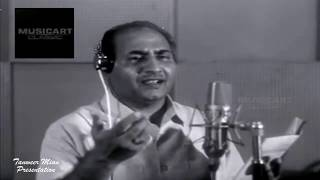 Mohammed Rafi Live Recording - Din Dhal Jaaye