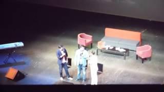 """Г.Харламов,Т.Батрутдинов и Д.Карибидис концерт в Таллинне 06.06.2015 """"часть 5"""""""