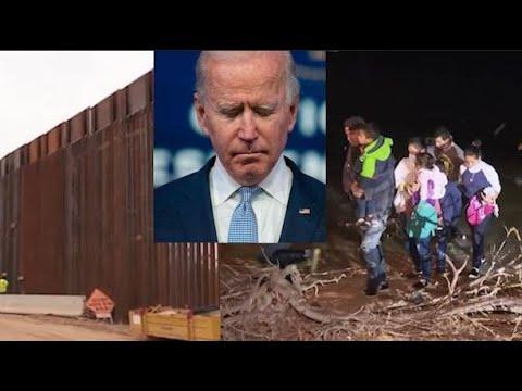 Biden May Restart Construction Of Trump's Wall