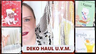 HAUL Juli 2021/ Deko Kleidung Spielzeug uvm./ Tedi Haus/ Woolworth Haul