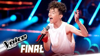 "Marcin Maciejczak - ""Rise Like a Phoenix"" - Finals | The Voice Kids Poland 3"