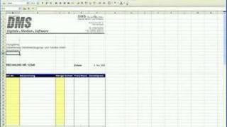 Einfache Rechnung Quittung Erstellen Mit Mehrwertsteuer Mwst