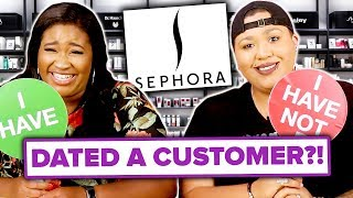 Beauty Store Employees Play Never Have I Ever