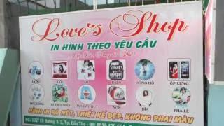 Shop Quà Tặng Lưu Niệm - In Hình Theo Yêu Cầu Tại Cần Thơ