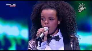Juliana Ignácio - Listen - Gala - The Voice Kids