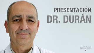 Carlos Durán Cirugía de Obesidad | Clínicas Diego de León - Carlos Durán Escribano