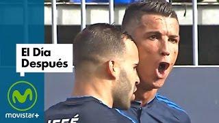 El Día Después (22/02/2016): Ronaldo VS Albentosa