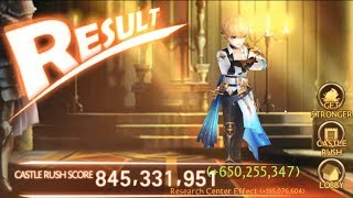 Seven Knights: Castle Rush Dellons Hell (845M) ft. Karam