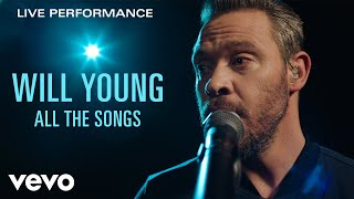 Will Young   All The Songs   Live Performance   Vevo
