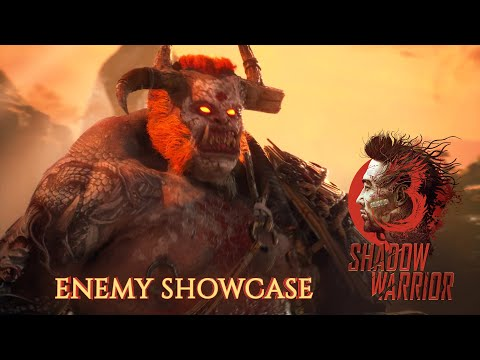 Shadow Warrior 3 - Enemy Showcase de Shadow Warrior 3