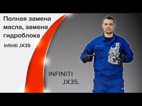 Фото к видео: Ремонт вариатора Ниссан. Полная замена масла в вариаторе (CVT). Замена гидроблока. Infiniti JX35.