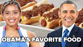 We Recreate President Obama's Favorite Dish: Ben's Chili Dog