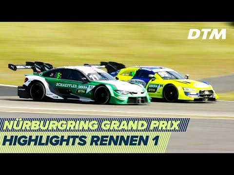 2020年 DTM ニュルブルクリンク レース1 ハイライト動画