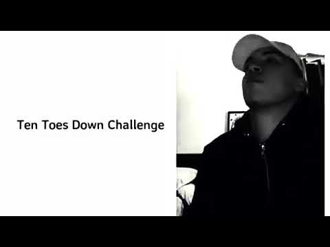 YouTube  Elijah - Ten Toes Down Challenge ( Lyrics )