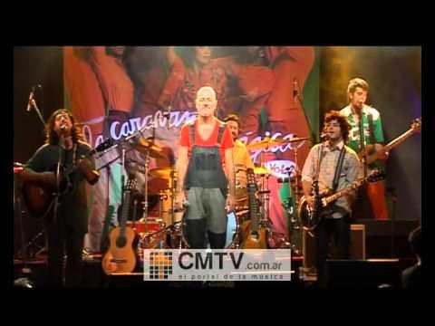 Gustavo Cordera video Soy mi soberano - La Trastienda 2012