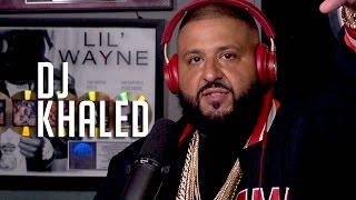 Cloth Talk : DJ Khaled Describes How His Whole Life Changed On Ebro in the Morning!