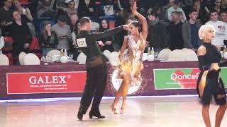 Dmitry Kulebakin - Daria Sviridenko Jive / Latin Kvartal 2019 Amateur Latin
