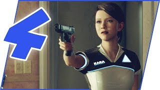 Forced To Make A LIFE or DEATH Decision! - Detroit: Become Human Walkthrough Ep.4