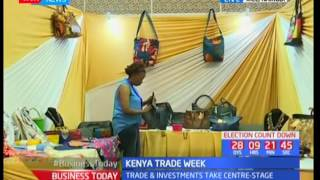 Business Today - 10th July 2017 - Discussion on Kenya Trade Week
