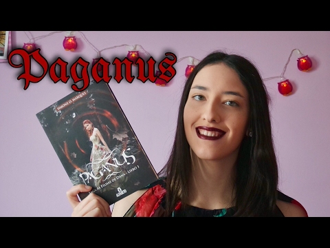PAGANUS - Simone O. Marques | As Filhas de Dana #1 | Resenha sem spoilers!