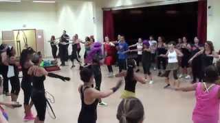 preview picture of video 'FITNESS PARTY ORI HYPE et ZUMBA (NEOFIT ZUMBA NOUMEA)'