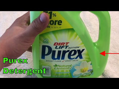 ✅  Purex Laundry Detergent Review