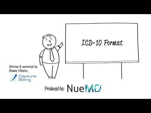 ICD-10 Basics: ICD-10 Format - YouTube