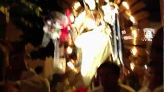 preview picture of video 'Processione Maria SS del Carmine -Fiumara (RC) 2012'