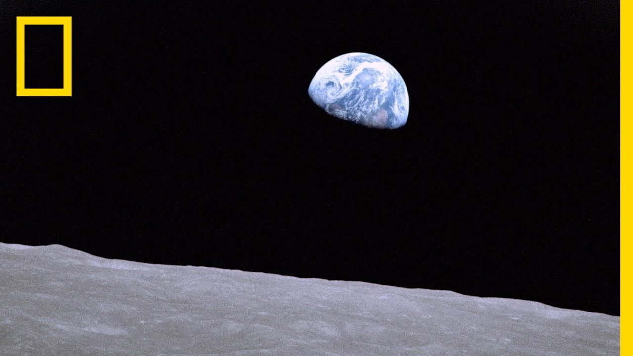 Earthrise: The Story of the Photo that Changed the World | Short Film Showcase thumbnail