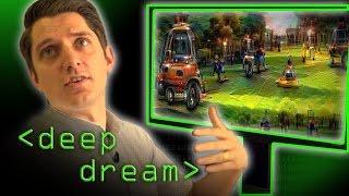 Deep Dream (Google) - Computerphile