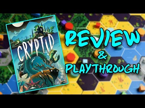 Good Luck, High Five Reviews Cryptid