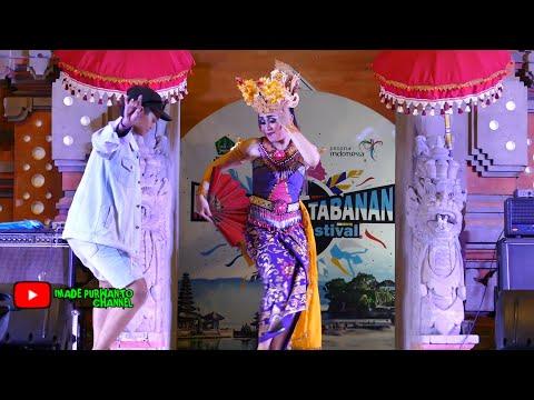 Joged bumbung Sekar Pelangi SELANBAWAK penari Mang Setya