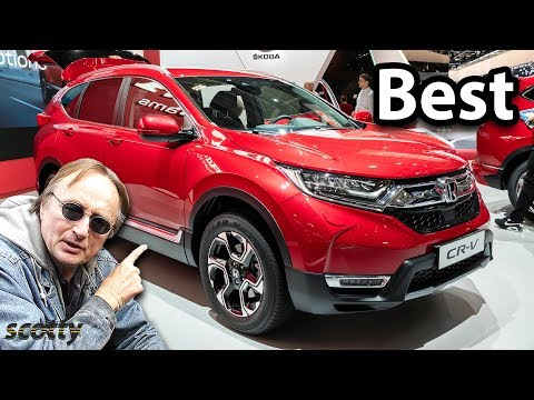 5 Used SUVs You Should Buy