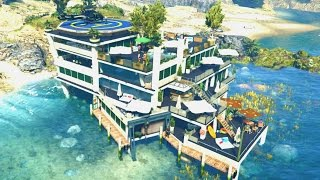 GTA 5 Mods - LUXURY BILLIONAIRE LIFESTYLE MANSIONS MOD! (GTA 5 PC Mods)