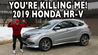 Here's What Bothers Me About the 2019 Honda HR-V on Everyman Driver