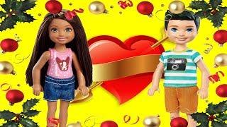 Свидание на каникулах! Одноклассники все узнали! Мультик с куклами!