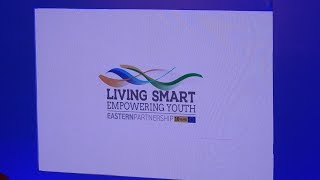 """On the conference """"Living Smart-Empowering Youth"""" dedicated to the 10th anniversary of the Eastern Partnership"""