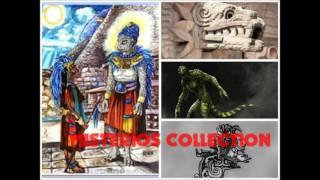 Seres Reptiles en las civilizaciones antiguas de America