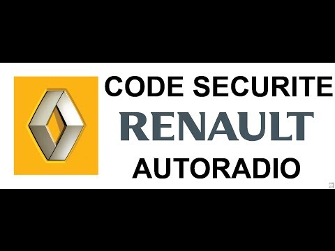 comment retrouver code autoradio renault twingo la r ponse est sur. Black Bedroom Furniture Sets. Home Design Ideas