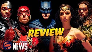 Justice League - Review! (non-spoiler)