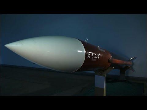 中科院預算充足 全面提升各式飛彈火箭射程與性能