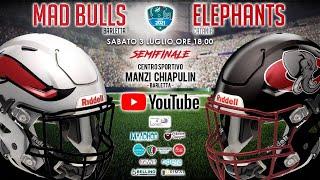 Mad Bulls Barletta vs Elephants Catania