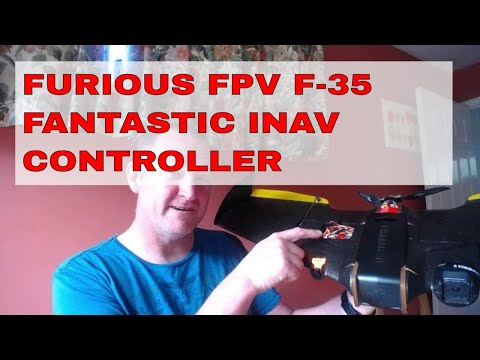FuriousFPV F-35 Lightning Flight Controller - Its bloody good!