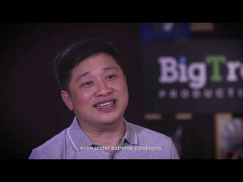Epson DTG Customer Story: BigTree