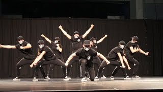 XCESS @ HHI Hip Hop Dance Championships   VARSITY   NZ QUALIFIER