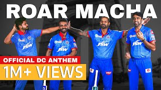 Delhi Capitals Official anthem | O Dilli re, tu   - YouTube