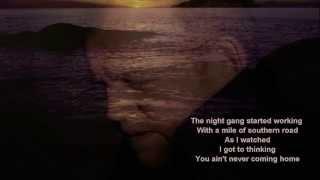 Night Calls + Joe Cocker + Lyrics/HD
